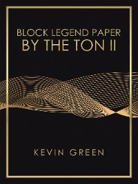 Cover Block Legend Paper by the Ton Ii