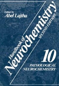 Cover Pathological Neurochemistry