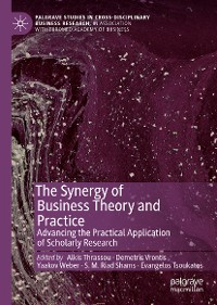 Cover The Synergy of Business Theory and Practice