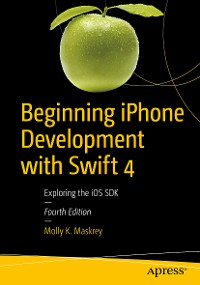 Cover Beginning iPhone Development with Swift 4