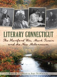 Cover Literary Connecticut