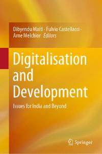 Cover Digitalisation and Development