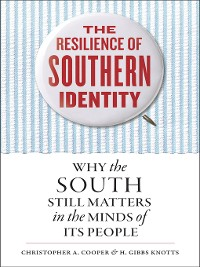 Cover The Resilience of Southern Identity