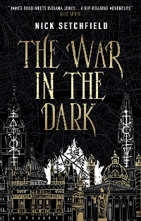 Cover The War in the Dark