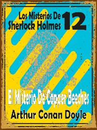 Cover El misterio de Copper Beeches