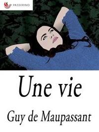 Cover Une vie