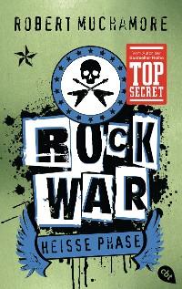 Cover Rock War - Heiße Phase