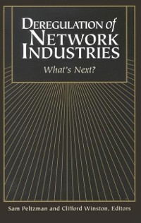 Cover Deregulation of Network Industries