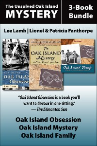 Cover The Unsolved Oak Island Mystery 3-Book Bundle