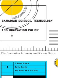 Cover Canadian Science, Technology, and Innovation Policy