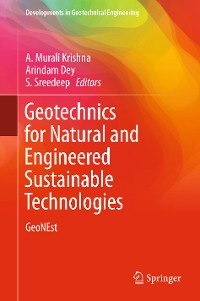 Cover Geotechnics for Natural and Engineered Sustainable Technologies