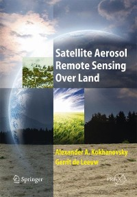 Cover Satellite Aerosol Remote Sensing Over Land