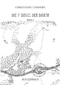 Cover Die sieben Siegel der Dakyr - Band 2 - Kaltarra
