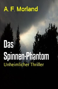 Cover Das Spinnen-Phantom
