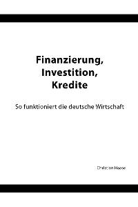Cover Finanzierung, Investition, Kredite