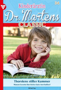 Cover Kinderärztin Dr. Martens Classic 34 – Arztroman