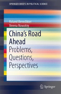 Cover China's Road Ahead