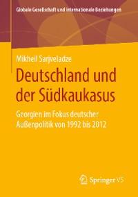 Cover Deutschland und der Südkaukasus