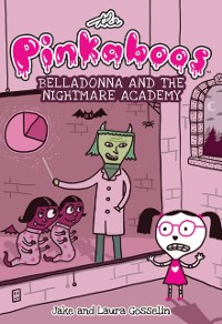 Cover Pinkaboos: Belladonna and the Nightmare Academy