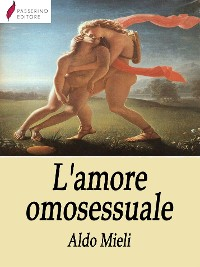Cover L'amore omosessuale