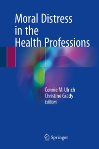 Cover Moral Distress in the Health Professions