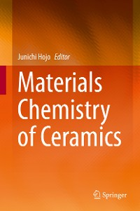 Cover Materials Chemistry of Ceramics
