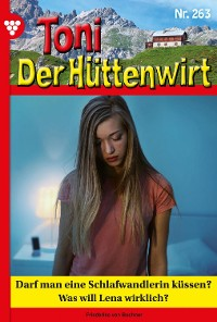 Cover Toni der Hüttenwirt 263 – Heimatroman