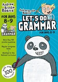 Cover Let's do Grammar 8-9