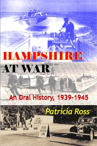 Cover Hampshire at War