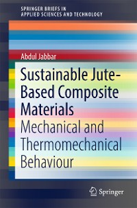 Cover Sustainable Jute-Based Composite Materials