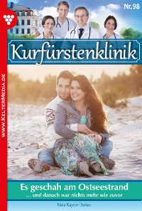 Cover Kurfürstenklinik 98 – Arztroman