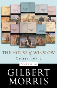 Cover House of Winslow Collection 2