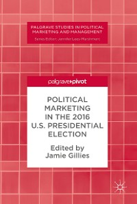 Cover Political Marketing in the 2016 U.S. Presidential Election