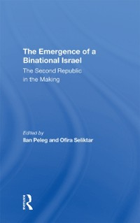 Cover Emergence Of A Binational Israel