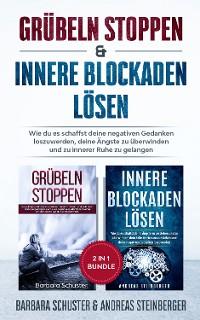 Cover Grübeln stoppen & innere Blockaden lösen 2 in 1 Bundle