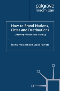 Cover How to Brand Nations, Cities and Destinations