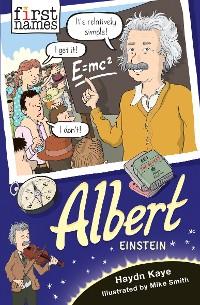 Cover ALBERT (Einstein)