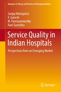 Cover Service Quality in Indian Hospitals