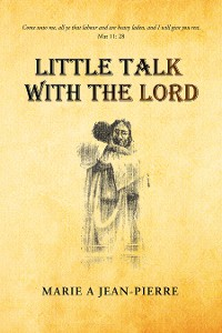 Cover Little Talk with the Lord