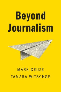 Cover Beyond Journalism