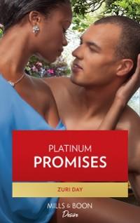 Cover Platinum Promises (The Drakes of California, Book 3)