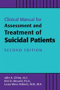 Cover Clinical Manual for Assessment and Treatment of Suicidal Patients