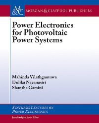 Cover Power Electronics for Photovoltaic Power Systems