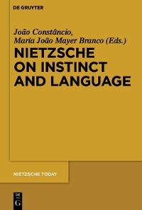 Cover Nietzsche on Instinct and Language