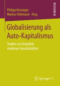 Cover Globalisierung als Auto-Kapitalismus