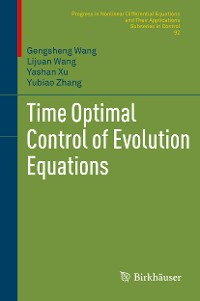 Cover Time Optimal Control of Evolution Equations