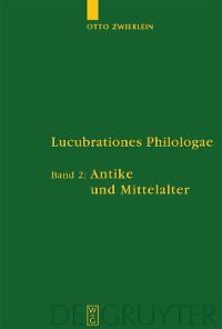 Cover Antike und Mittelalter