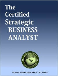 Cover The Certified Strategic Business Analyst