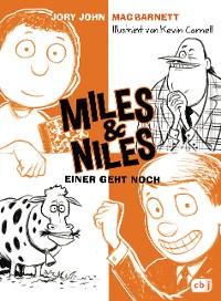 Cover Miles & Niles - Einer geht noch