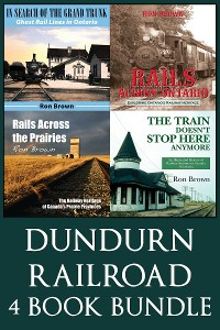 Cover Dundurn Railroad Bundle